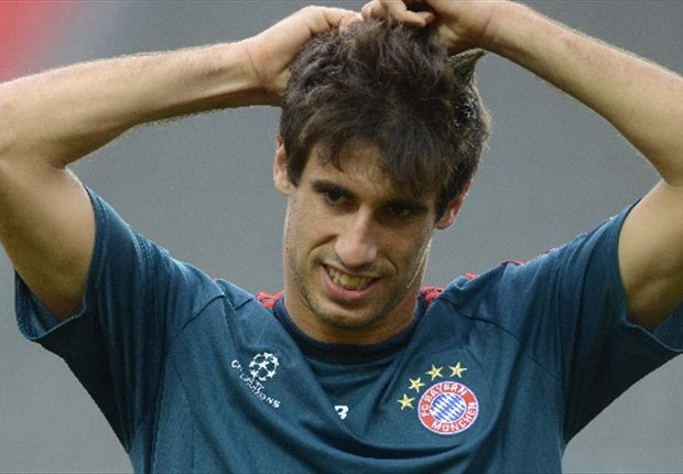 Javi Martinez: I need time to hit top form