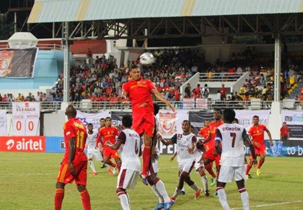 Mohun Bagan face Pune in vital face-off