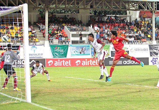 Pune FC 2-0 Mohun Bagan