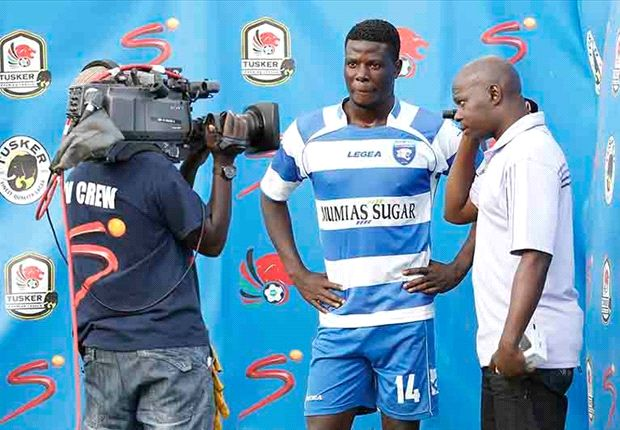 Wanga scoops double Awards at AFC Leopards' gala night