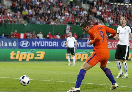 REPORT: Netherlands down Austria