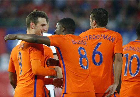 Ratings: Austria 0-2 Netherlands