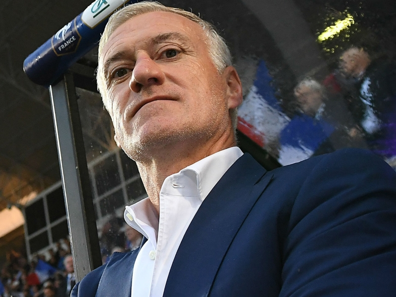 "Equipe de France, Didier Deschamps : ""On attend toujours plus de Pogba"""