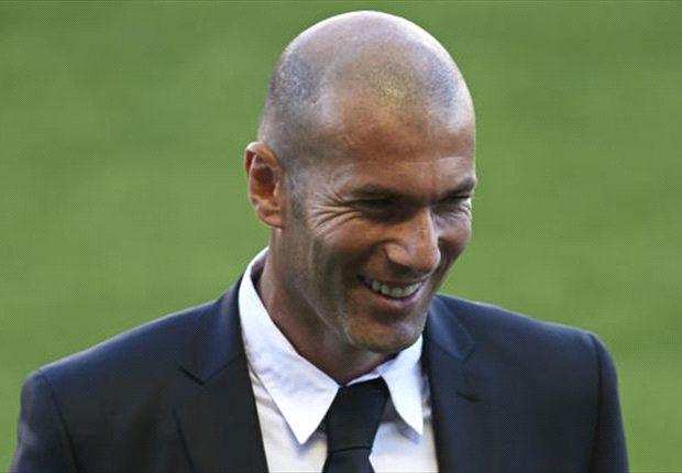 Zidane podría ser el sustituto de Deschamps