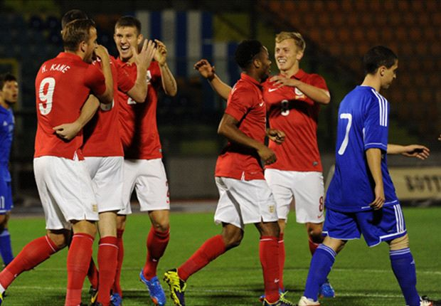 San Marino Under-21 0-4 England Under-21: Kane nets hat-trick in comfortable win