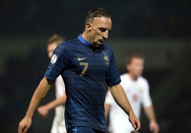 Ribery und co. müssen den schweren Gang über die Playoffs antreten