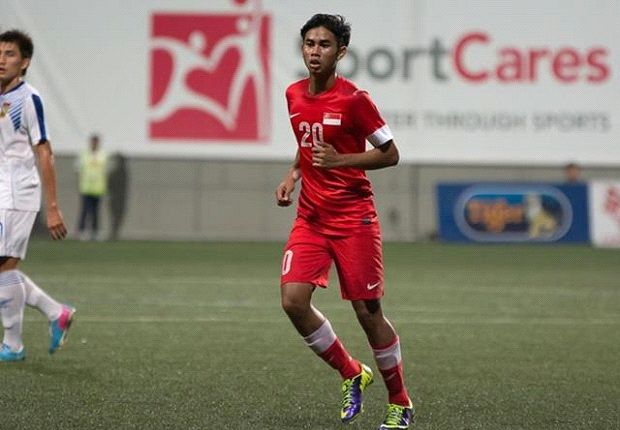Adam Swandi is taking the path to a professional football career in Europe at FC Metz. (Photo: FAS)