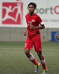 Adam Swandi, Singapore International