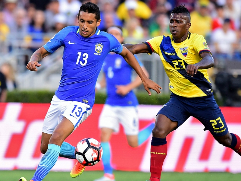 Oles at the Marcana, altitude and the rise of Jesus - Five great Brazil-Ecuador clashes