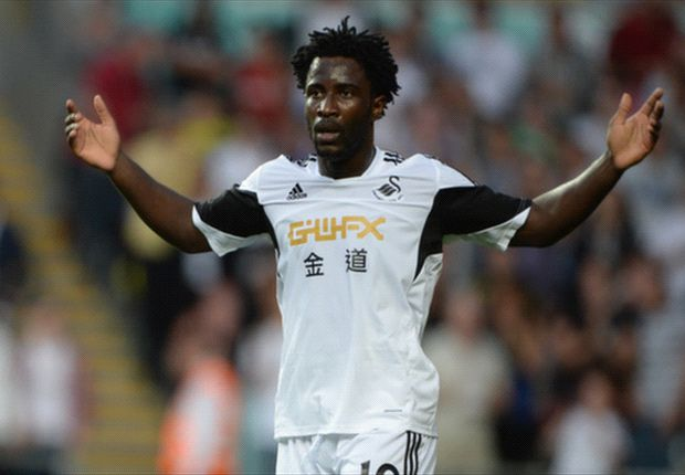 Swansea chairman hits out at Liverpool's Bony pursuit