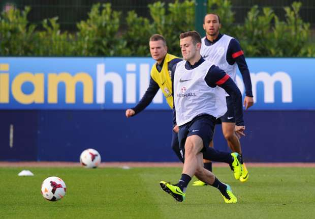 England boss Hodgson confident Wilshere will bounce back