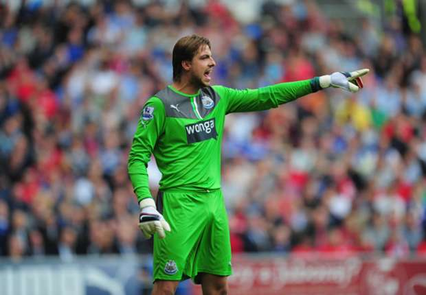 Krul desperate to take World Cup chance