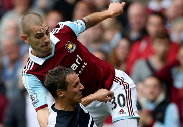 West Ham striker Petric buoyed by fitness boost