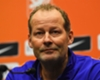 Netherlands coach Danny Blind.