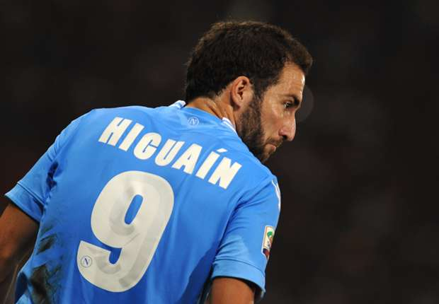 Higuain: Roma clash will not decide title