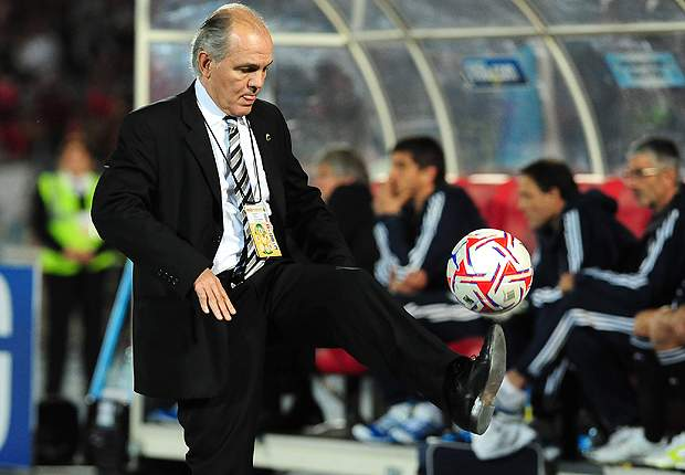 El entrenador le puso su sello al equipo y ya piensa en Brasil 2014