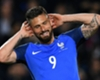 Vardy sees Giroud fighting for future