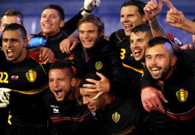 Bélgica, a seleção que promete brilhar na Copa de 2014