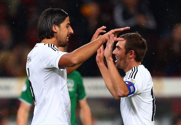 DFB-Elf will Schweden-Scharte bei Schweinsteiger-Jubiläum auswetzen