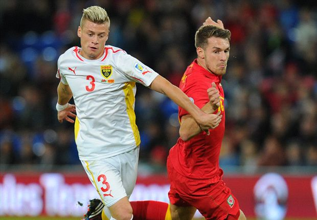 Wales 1-0 Macedonia: Church hands Coleman rare win