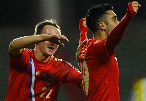 REVIEW Kualifikasi Piala Dunia 2014 Grup F UEFA: Rusia Puncaki Klasemen