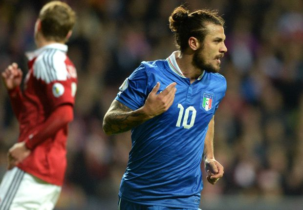 Osvaldo relishing new lease of life with Italy