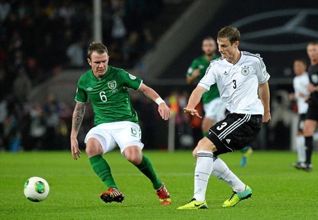 Germany 3-0 Republic of Ireland: King's men dominated in Cologne