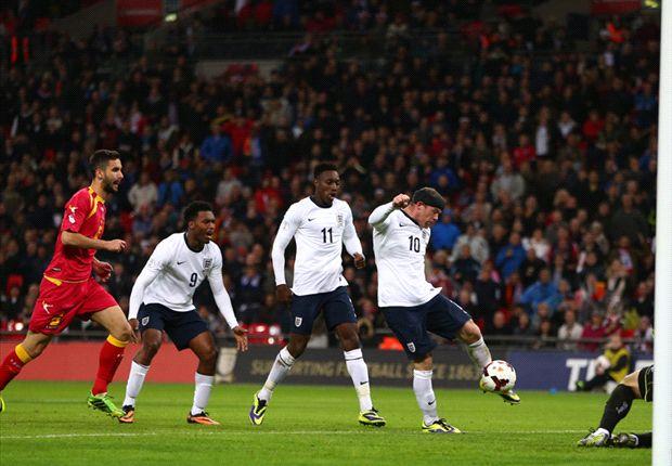 Inglaterra, a un paso de la clasificación