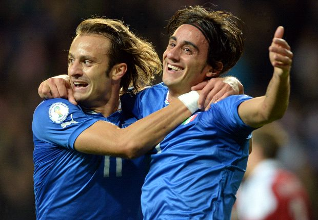 Denmark 2-2 Italy: Aquilani denies hosts vital win