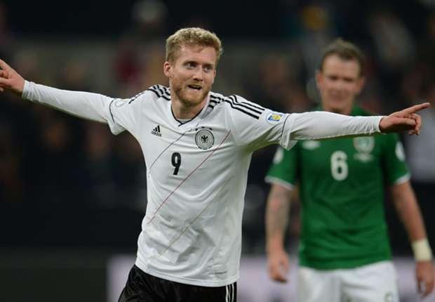 Jerman lolos ke Piala Dunia 2014.