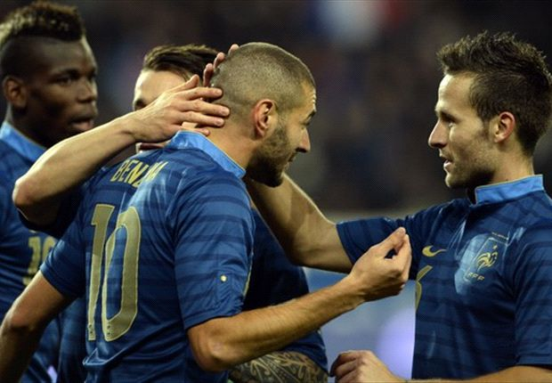 France 6-0 Australia: Benzema breaks goal drought in friendly drubbing