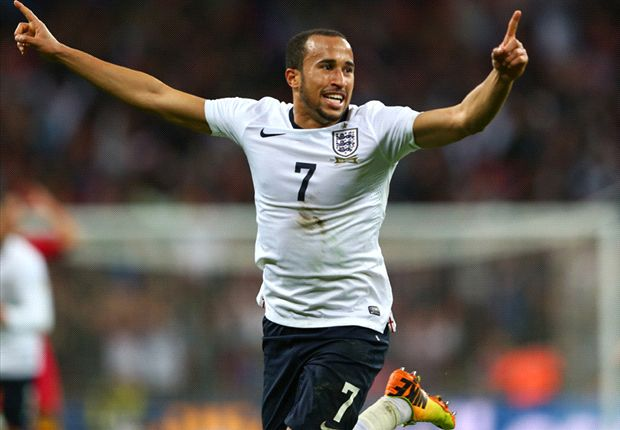 Townsend eyes place in Hodgson's England squad for World Cup