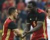 Hazard praises 'strong' Lukaku