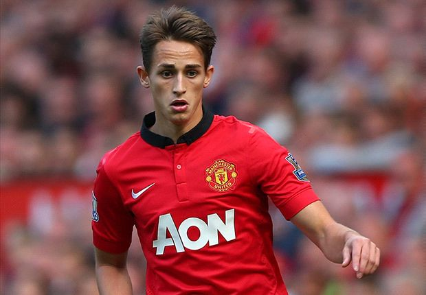 Januzaj happy at Manchester United