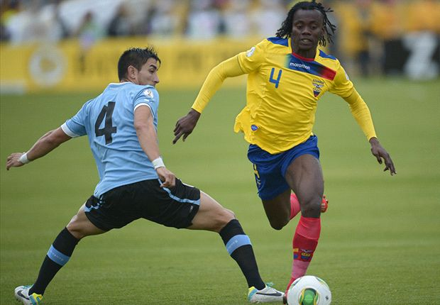 Ecuador 1-0 Uruguay: Home side ends winless streak against Copa America champion