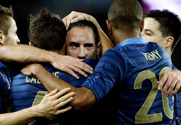 Ist für den Ballon d'Or nominiert: Franck Ribery