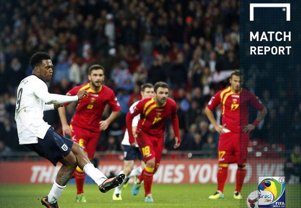 Inggris Hempaskan Perlawanan Montenegro