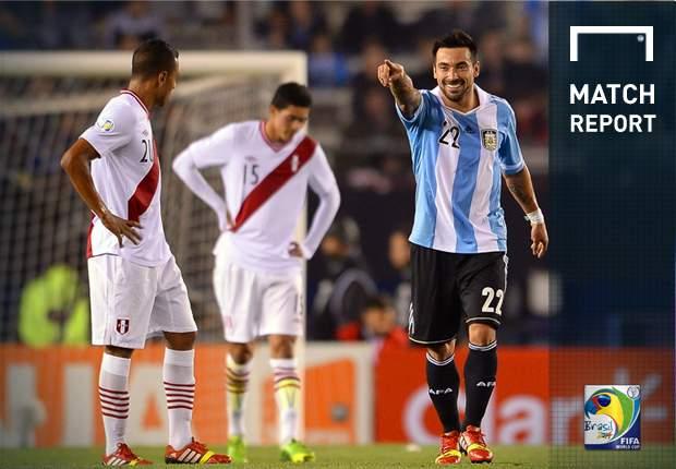 Argentina Habisi Peru