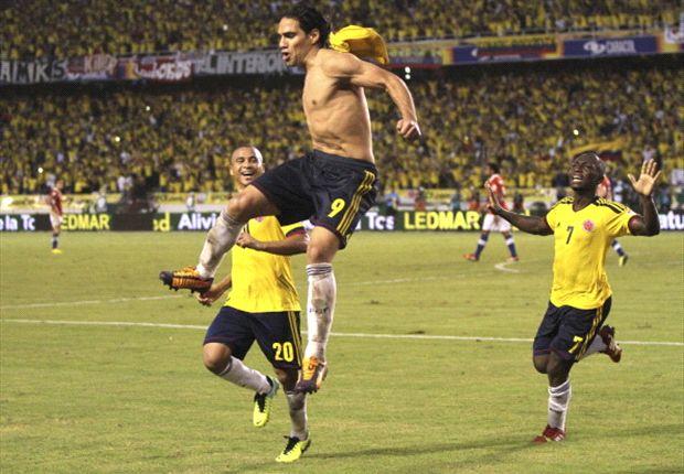 Pekerman proud of miraculous Colombia comeback