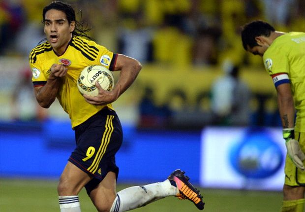 'Courtois the best goalkeeper in the world' - Falcao