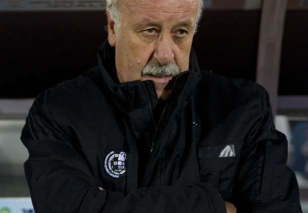 Del Bosque frustrated at persistent Spain struggles