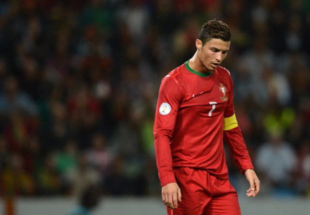 Revealed: Cristiano Ronaldo's first nickname