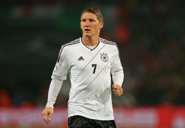From young marauder to sturdy bastion - Schweinsteiger becomes Germany's