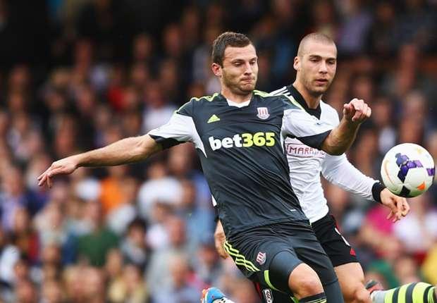 Stoke full-back Pieters refutes diving claims