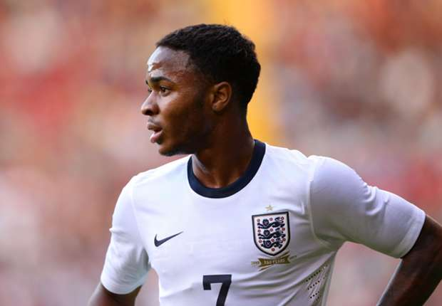 Sterling replaces Cleverley for England