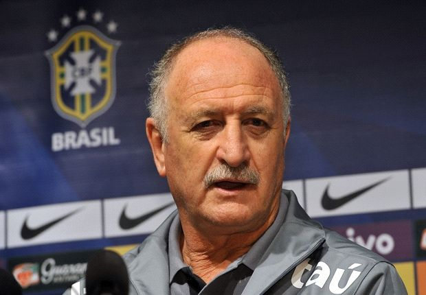 Scolari satisfied with Selecao showing