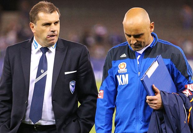 Muscat to coach Victory a natural progression