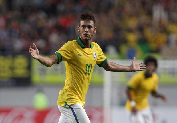 South Korea 0-2 Brazil: Neymar and Oscar seal win