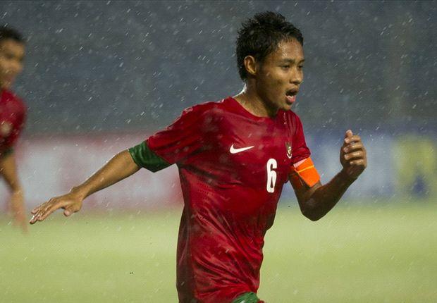 Evan Dimas merasa bersyukur timnas U-19 bisa lolos ke putaran final Piala Asia 2014