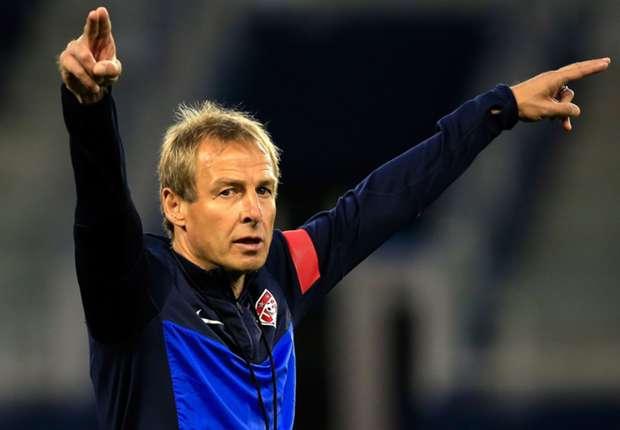 Klinsmann proud of USA 'personality'